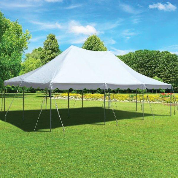 20'x30' tent rental michigan party rentals