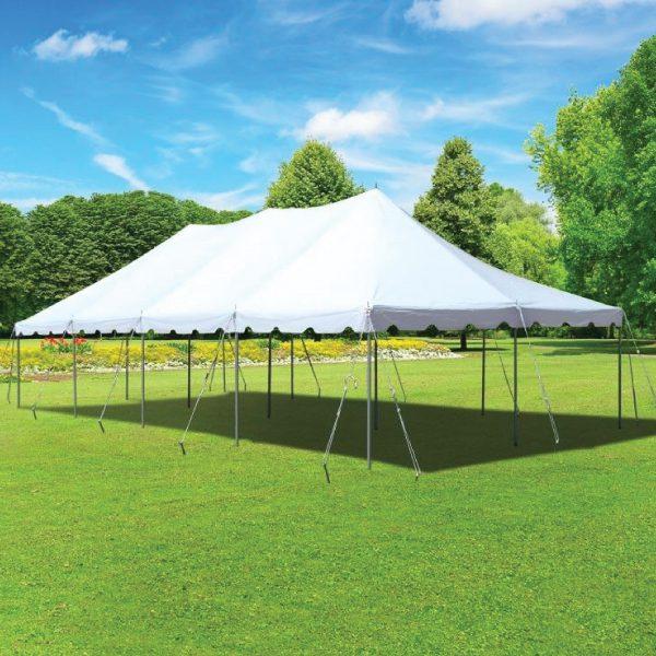 20'x40' tent rental michigan party rentals