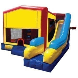 5n1 xl module inflatable combo party rentals michigan