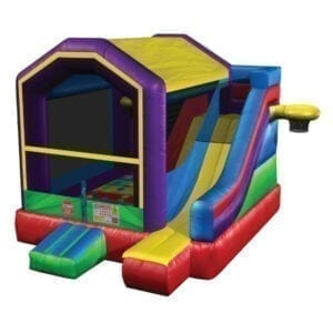 5n1 xl multi combo inflatable party rentals michigan bounce slide