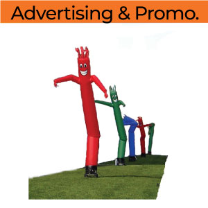 advertising promotion cash cube money machine sky dancer party rentals michigan 200