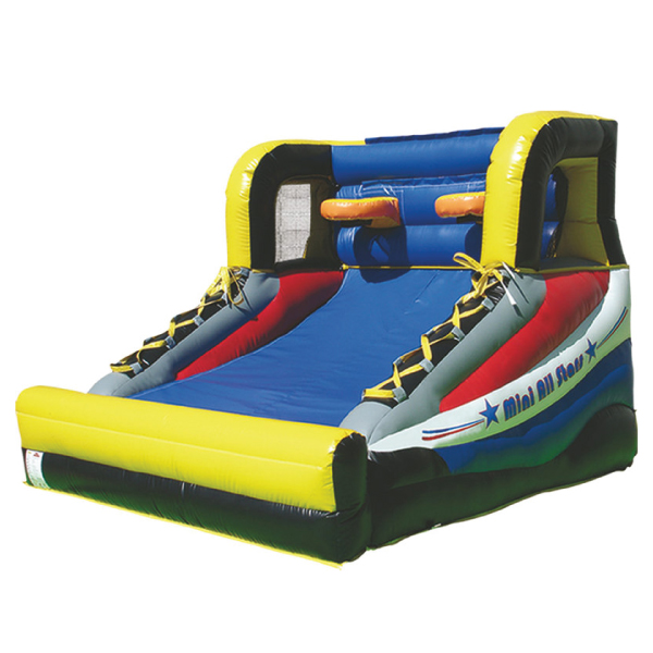 all star basketball inflatable game party rentals michigan