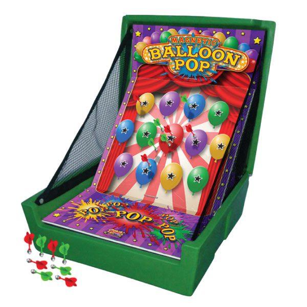 balloon pop carnival game rental michigan