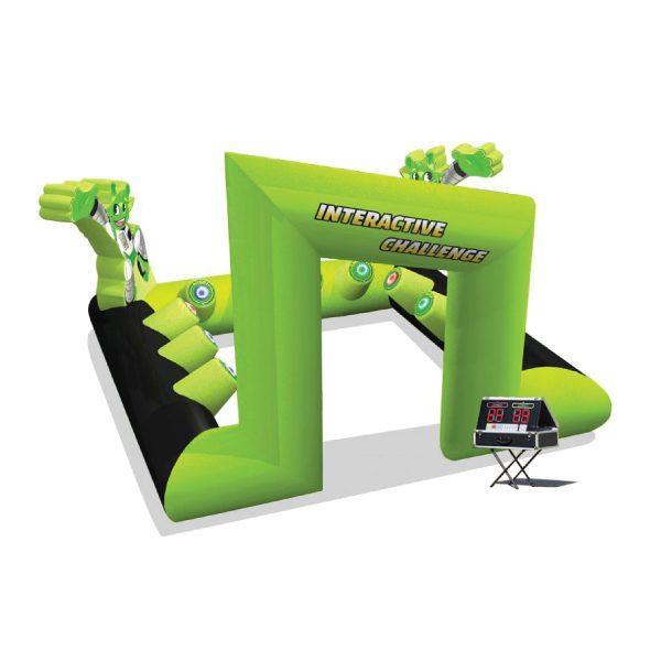 battle light challenge inflatable party rentals michigan 2