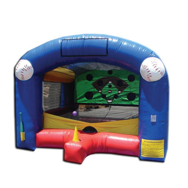 baseball challenge inflatable party rentals michigan