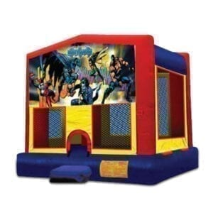 batman inflatable bounce house party rentals michigan