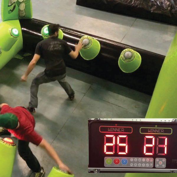 battle light challenge inflatable party rentals michigan