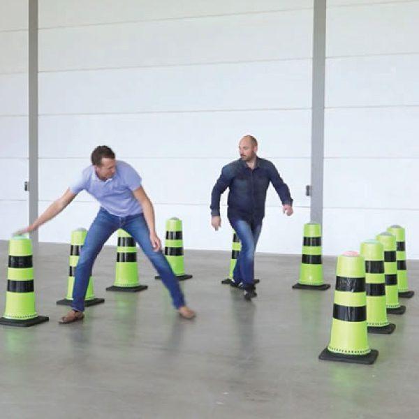 battle light cones inflatable party rentals michigan