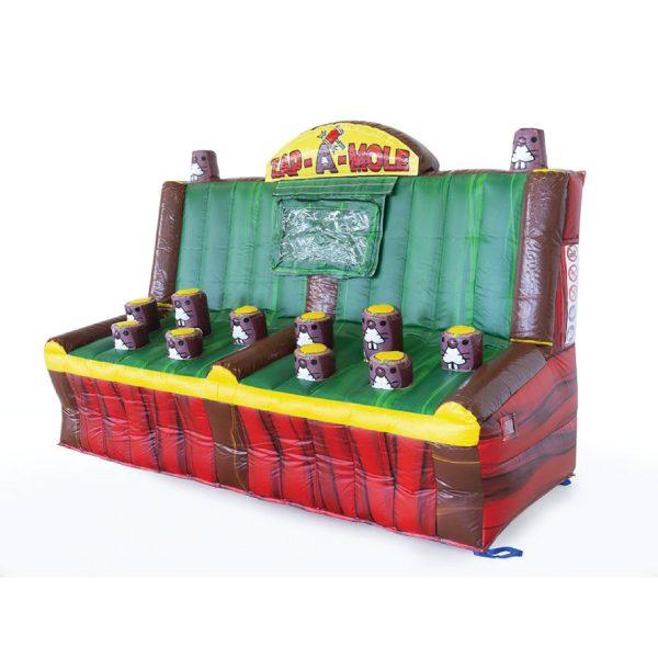 battle light zap a mole 3 inflatable party rental michigan