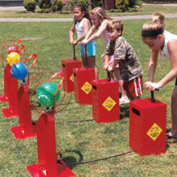 boom blaster balloon rental party michigan