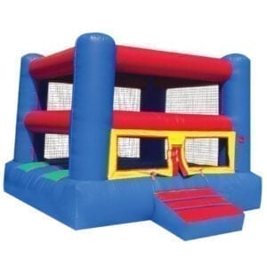 box inflatable bounce house party rentals Michigan