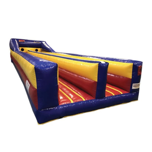 inflatable bungee run party rentals michigan