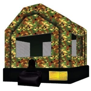 camo bounce house rentals michigan