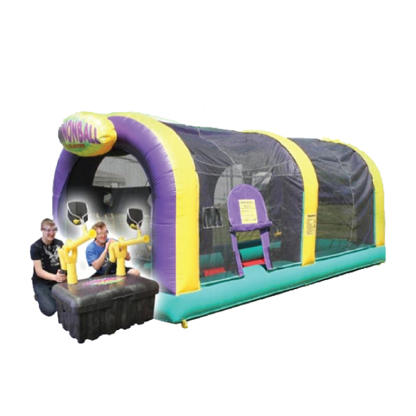cannonball air blaster inflatable party rentals michigan