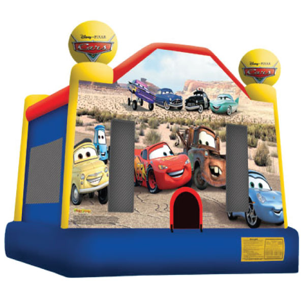 disney cars inflatable bounce house rental michigan