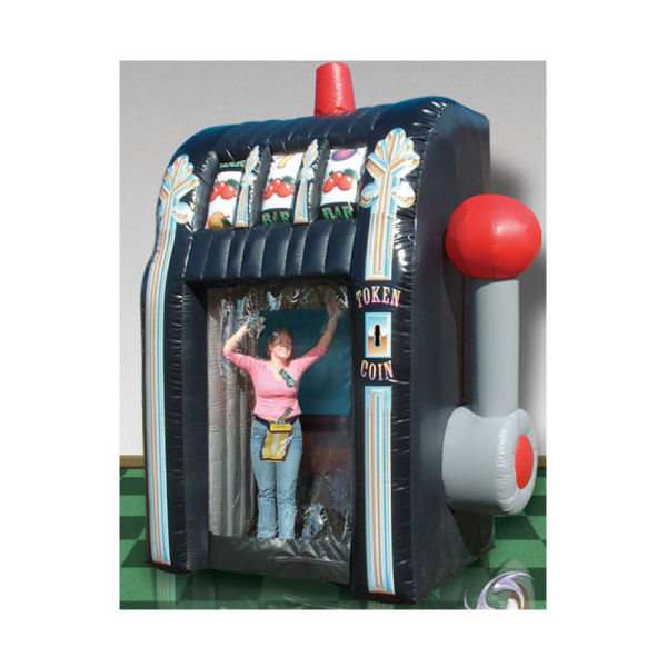 cash cube money machine rental michigan inflatable party rentals