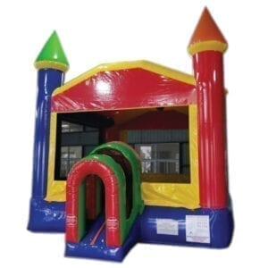 colors inflatable bounce house rentals michigan