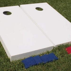 corn hole bean bag toss party rental michigan