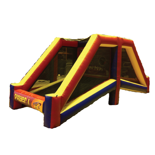 crunch time football inflatable party rentals michigan