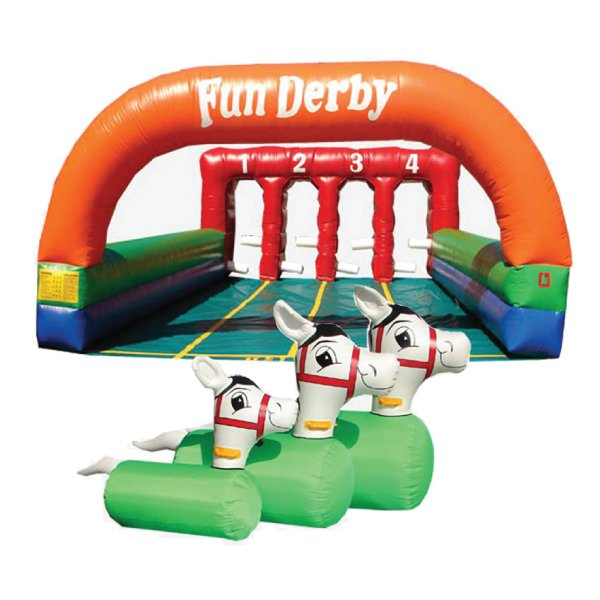 day at the derby 4 inflatable party rentals michigan