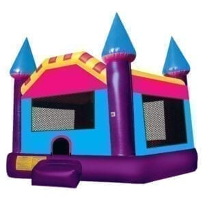 Dream Castle Bounce House inflatable Party Rentals Michigan
