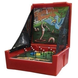 earthworm roundup carnival game party rentals michigan