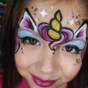 hire a face painter in michigan kids entertainment