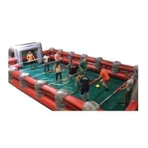 giant foosball inflatable party rentals michigan
