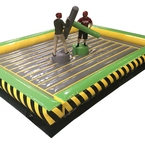 inflatable gladiator joust party rentals michigan