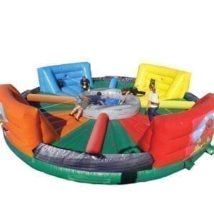 hungry hippo chown down inflatable party rentals michigan