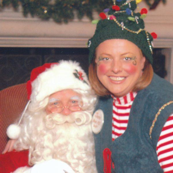 holiday characters santa claus christmas kids entertainment party rentals michigan