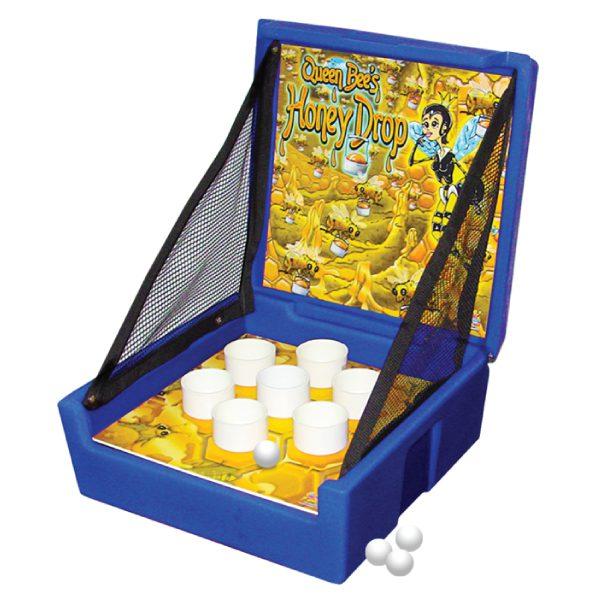 honey drop carnival game party rentals michigan