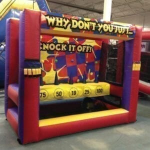 knock it off inflatable party rentals michigan
