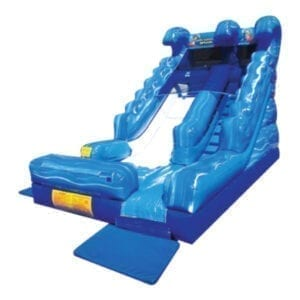 inflatable lil' splash water slide rental Michigan party
