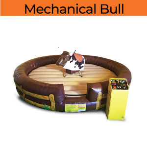mechanical bull rental inflatable party rentals michigan 200