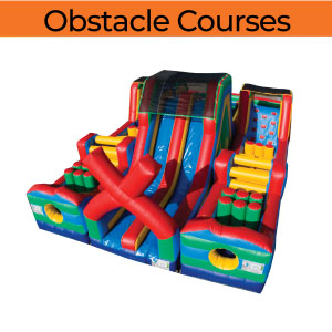 inflatable obstacle course rental party rentals michigan 200
