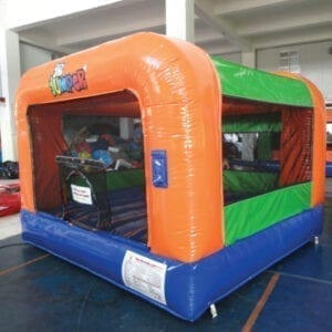 jr bounce house orange 10x10 bounce house inflatables party rentals michigan novi farmington hills bloomfield hills west bloomfield canton
