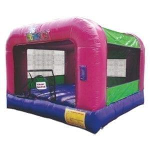jr bounce house pink 10x10 bounce house inflatables party rentals michigan novi farmington hills bloomfield hills west bloomfield canton