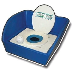 potty toss carnival game party rentals michigan