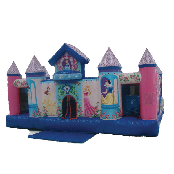 princess palace inflatable combo party rentals michigan play space