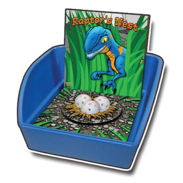 raptor's nest carnival game rentals michigan