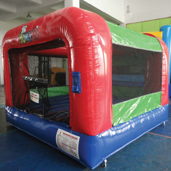 red 10x10 bounce house inflatables party rentals michigan novi farmington hills bloomfield hills west bloomfield canton