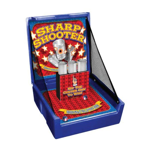 sharp shooter carnival game rental michigan