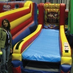 skee ball inflatable party rentals michigan