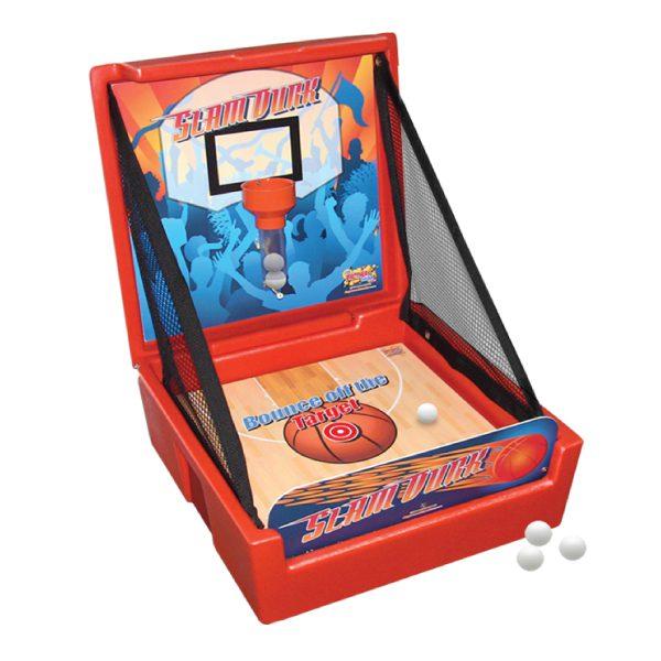 Slam Dunk basketball carnival game party rental michigan