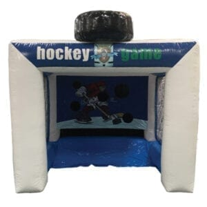 snapshot hockey inflatable party rentals michigan