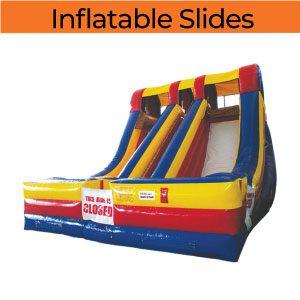 inflatable slide rentals michigan party rentals