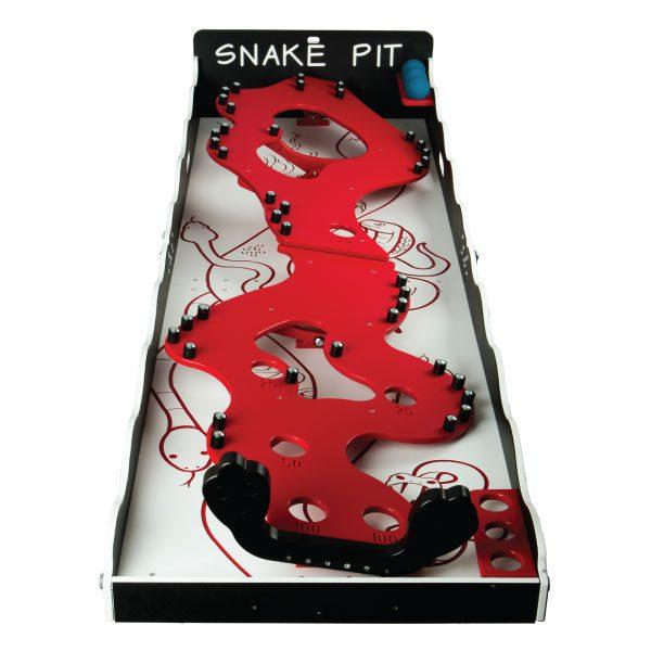 snake pit carnival game rental michigan