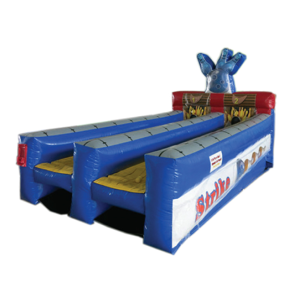 strike bowling inflatable party rentals michigan