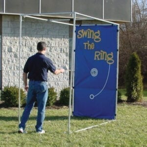 Swing the Ring game rental party michigan